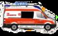 Gießen 6/83-1 - Rettungswagen Grünberg