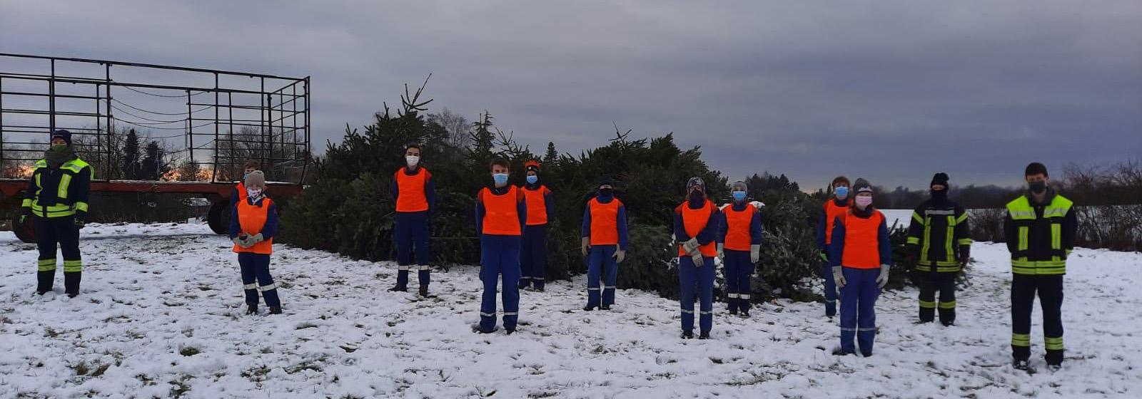 Foto der Jugendfeuerwehr Nieder-Bessingen