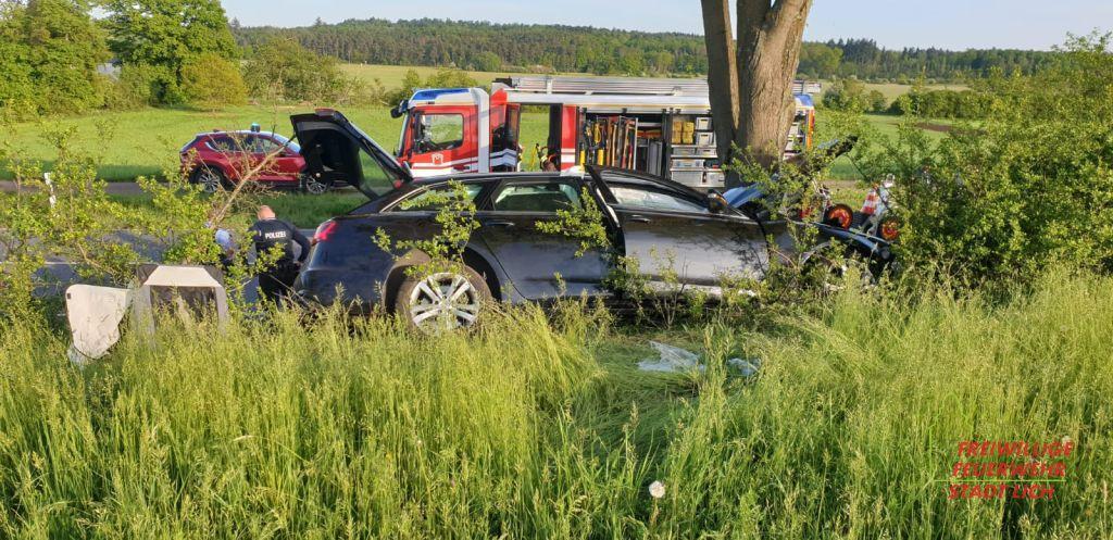 TH - Verkehrsunfall